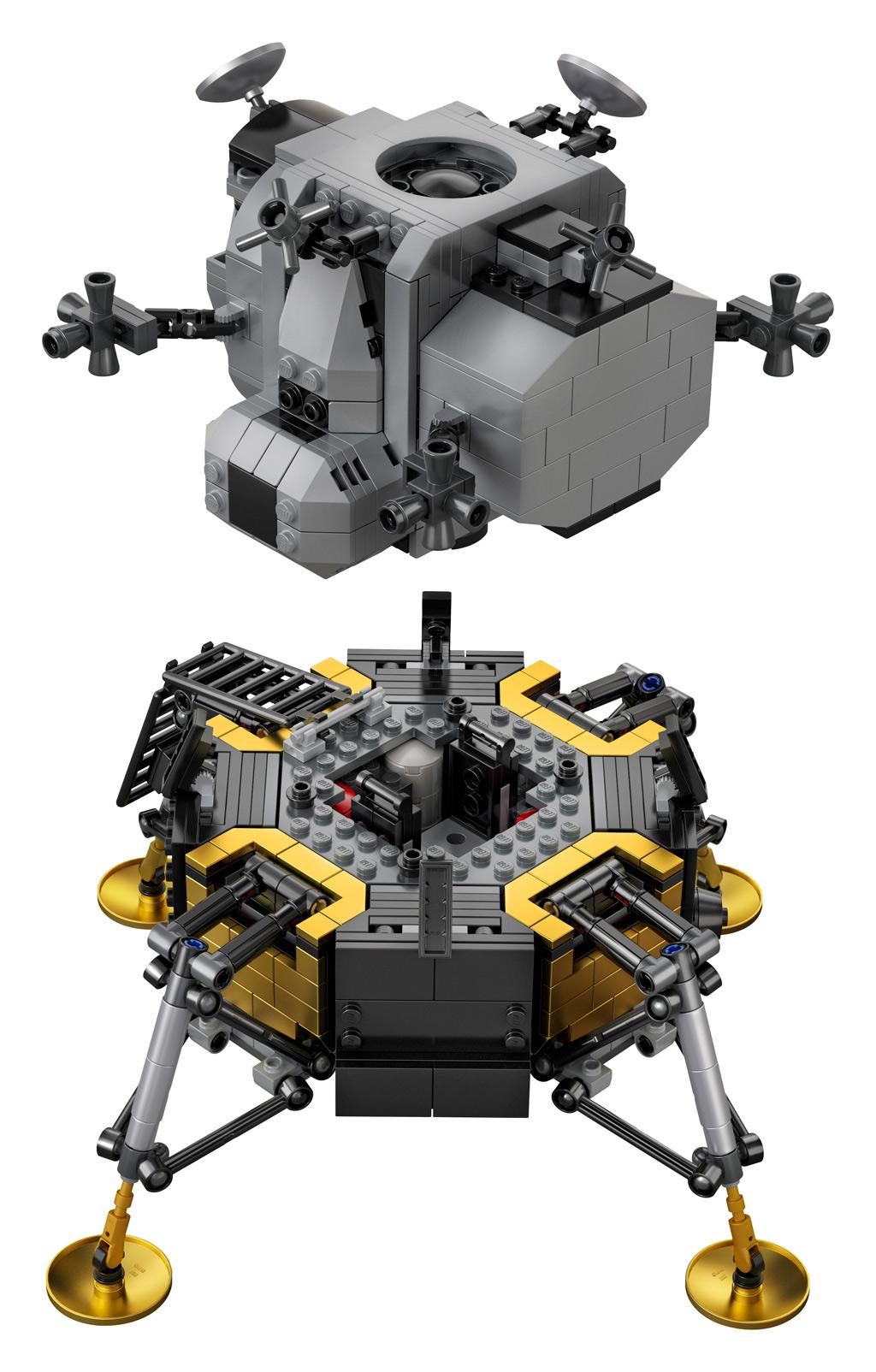 lego-creator-expert-nasa-apollo-11-lunar-lander-10266-mondlandefaehre-2019-hochzeit zusammengebaut.com