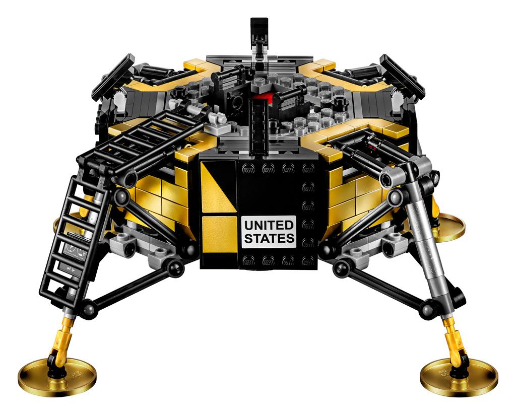 lego-creator-expert-nasa-apollo-11-lunar-lander-10266-mondlandefaehre-2019-unterbau zusammengebaut.com