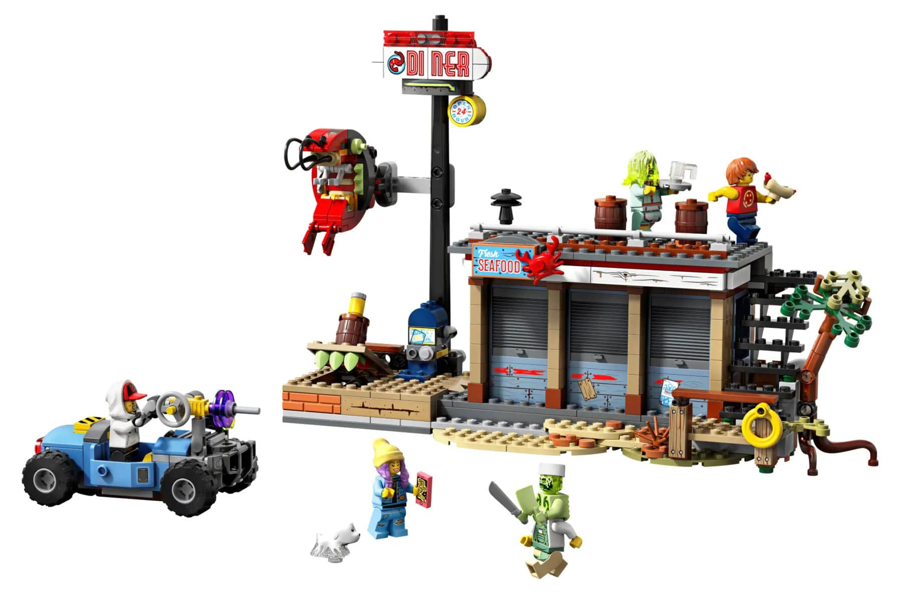lego-hidden-side-diner-shrimp-shack-attack-70422-inhalt-2019 zusammengebaut.com