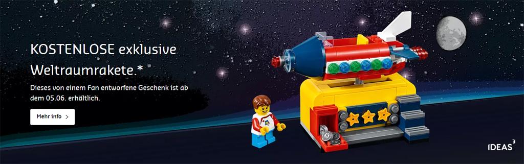 lego-ideas-weltraum-rakete-40335-gratis-beigabe-2019 zusammengebaut.com