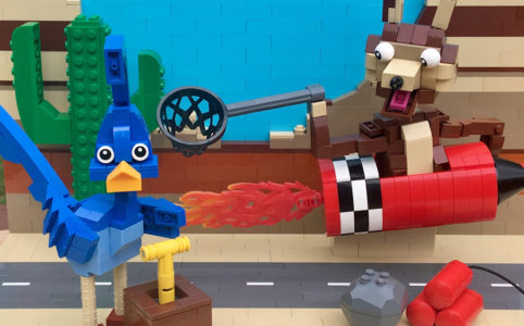 lego-moc-beep-beep-roadrunne-and-wile-e-coyote-chris-goddard zusammengebaut.com