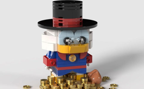 Scrooge McDuck by headzsets