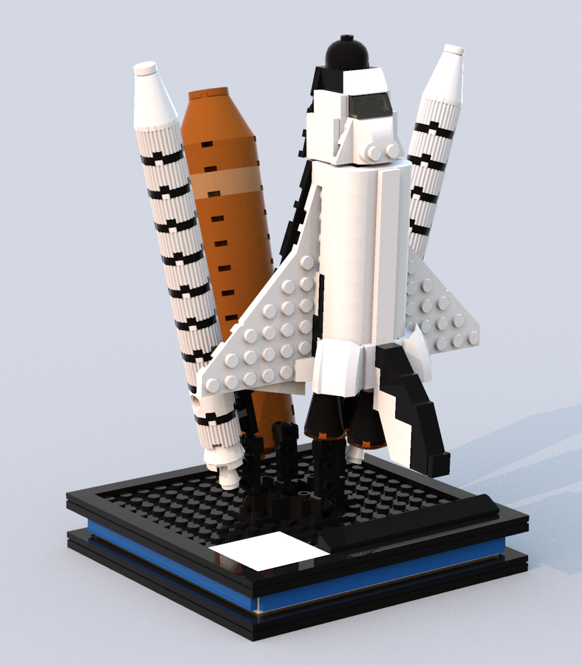 lego-ideas-nasa-spacecraft-space-shuttle-micro-model-maker zusammengebaut.com