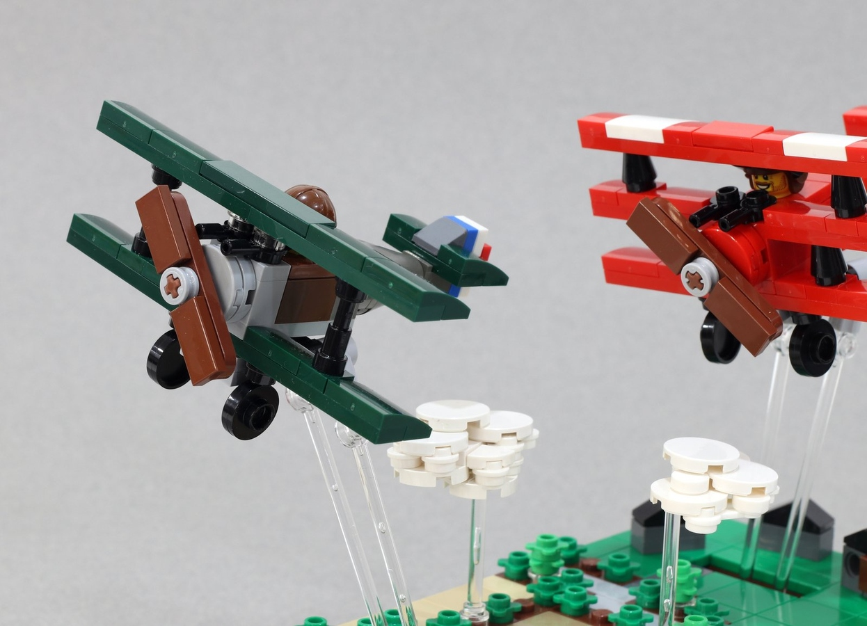 lego-ideas-pursuit-of-flight-flugzeuge-jkbrickworks zusammengebaut.com