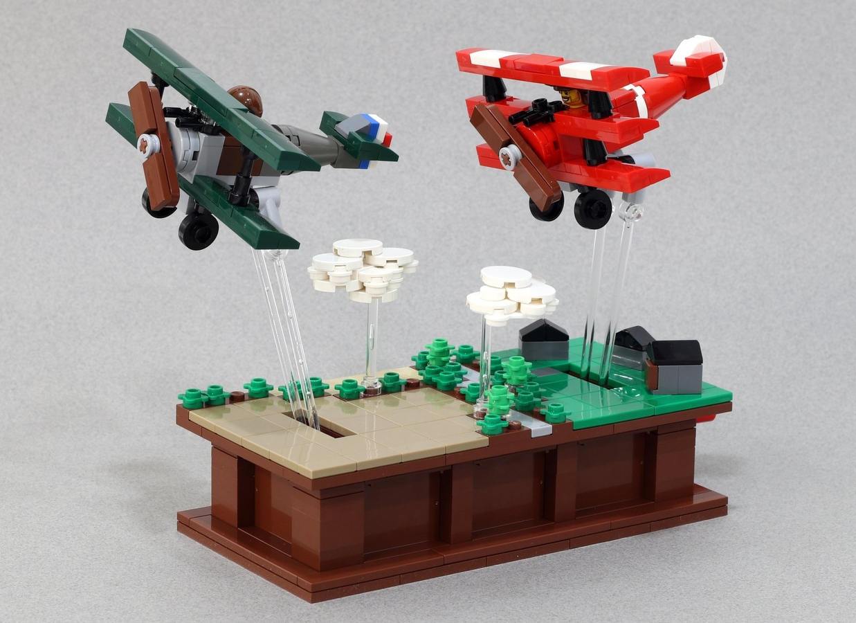 lego-ideas-pursuit-of-flight-jkbrickworks zusammengebaut.com