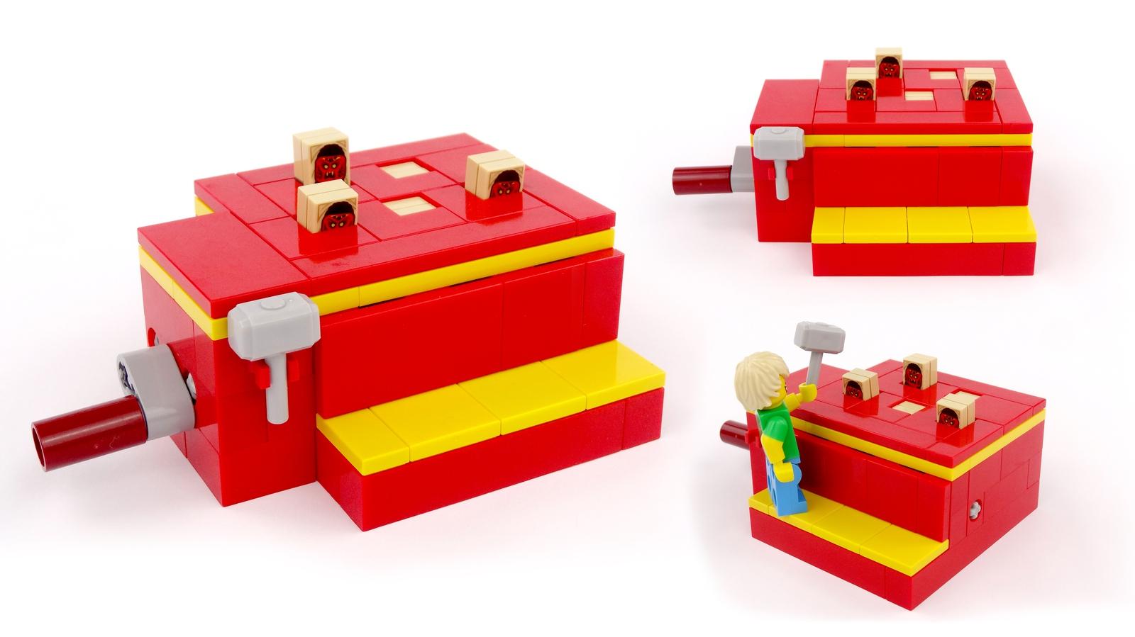lego-ideas-working-arcade-machines-hammer-legoparadise zusammengebaut.com