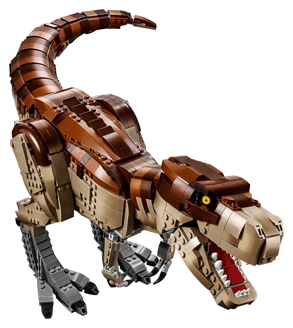 lego-jurassic-park-t-rex-rampage-75936-2019-tyrannosaurus zusammengebaut.com