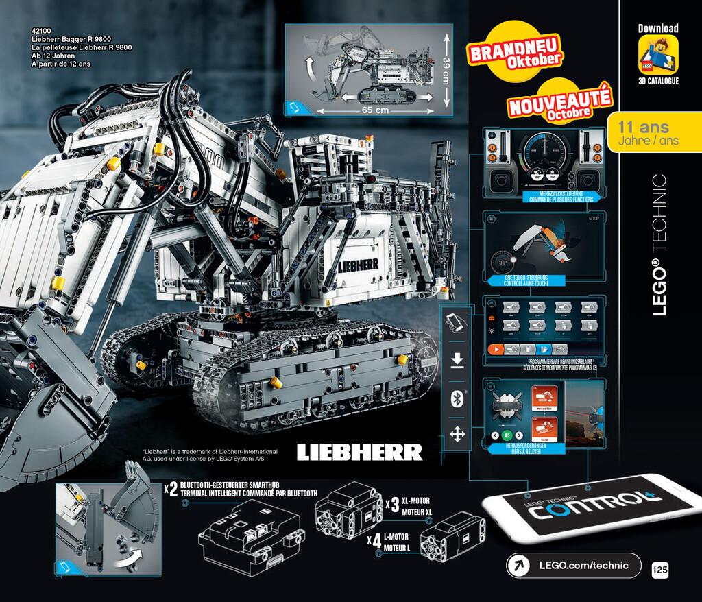 lego-katalog-juli-bis-dezember-2019-technic-liebherr-r9800-42100 zusammengebaut.com