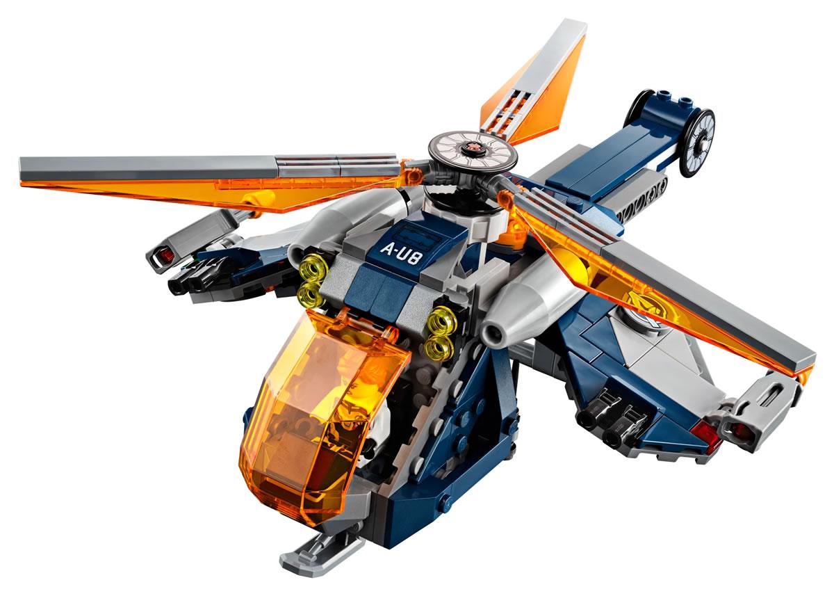 lego-marvel-super-heroes-avengers-endgame-hulk-helicopter-drop-76144-2019-helikopter zusammengebaut.com