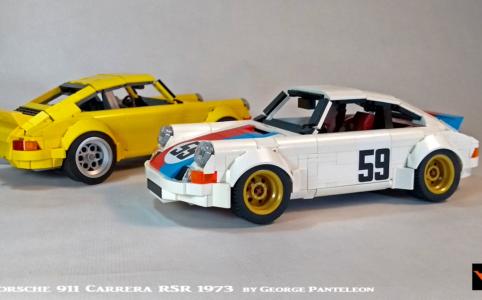 lego-porsche-911-carrera-rsr-george-panteleon zusammengebaut.com