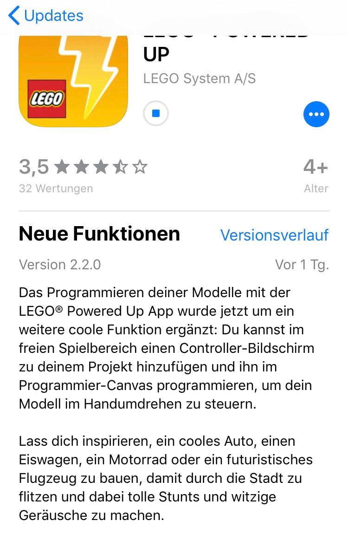 lego-powered-up-app-update zusammengebaut.com