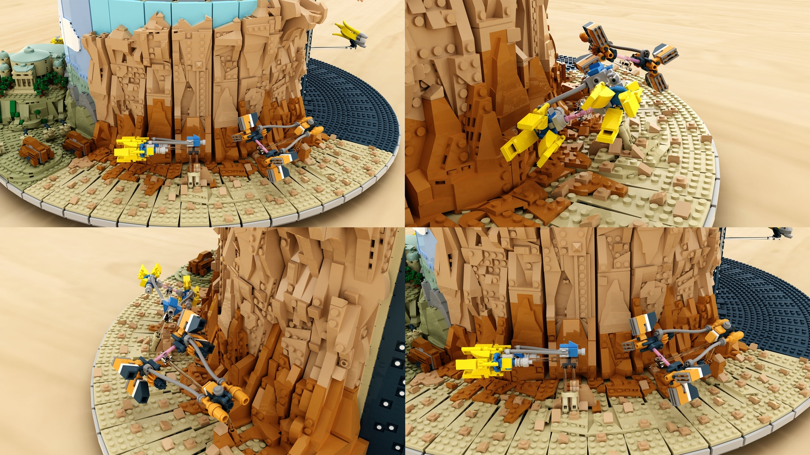 lego-star-wars-the-phantom-menace-diorama-podrace-krakenbrix-ideas zusammengebaut.com