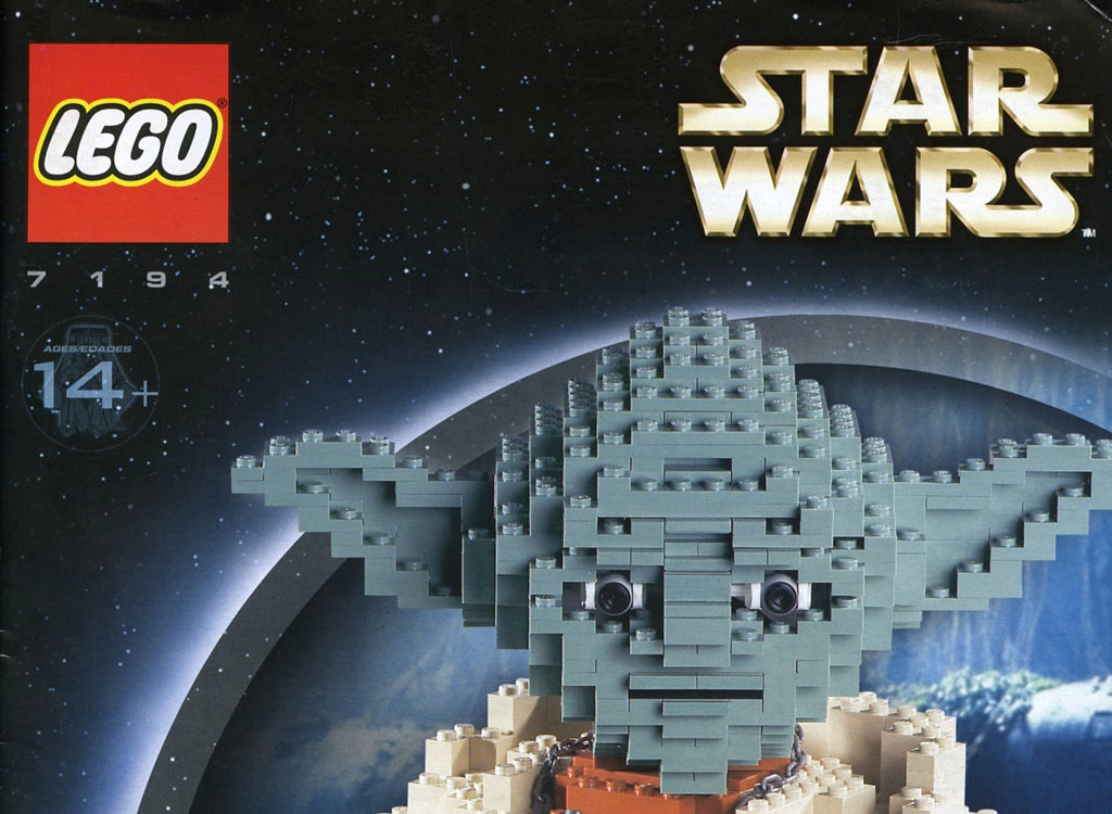 lego-star-wars-yoda-7194-2002 zusammengebaut.com