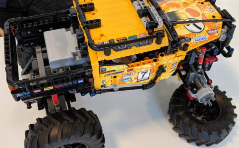 lego-technic-4×4-X-treme-off-roader-42099-draufsicht-2019-zusammengebaut-andres-lehmann zusammengebaut.com