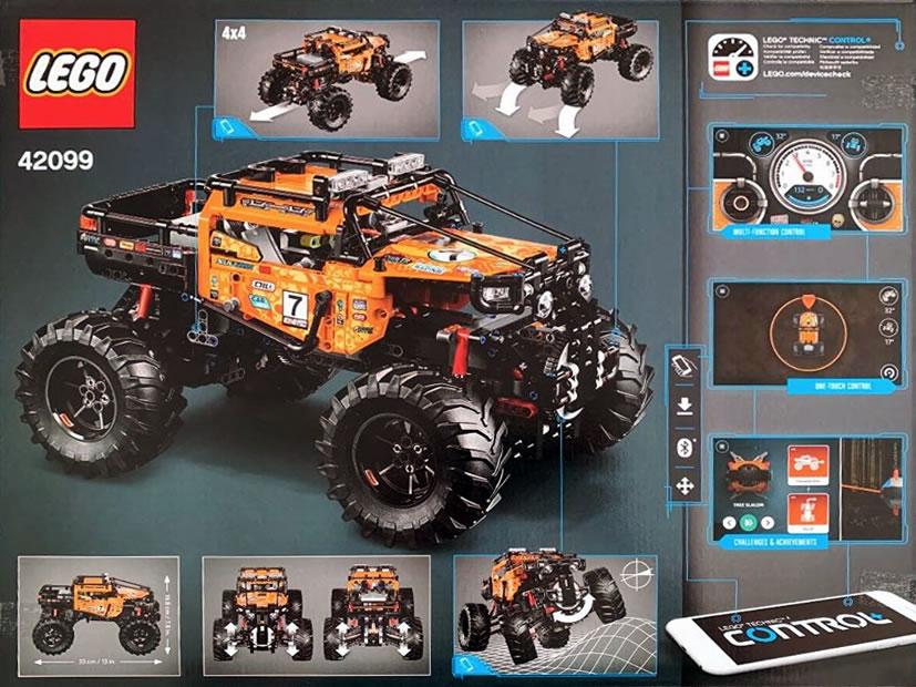 lego-technic-4x4-xtreme-offroader-box-back-42099-2019 zusammengebaut.com