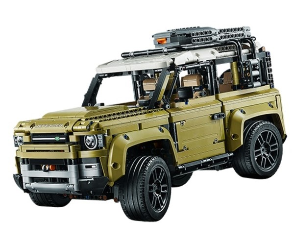 lego-technic-land-rover-defender-42110-2019 zusammengebaut.com