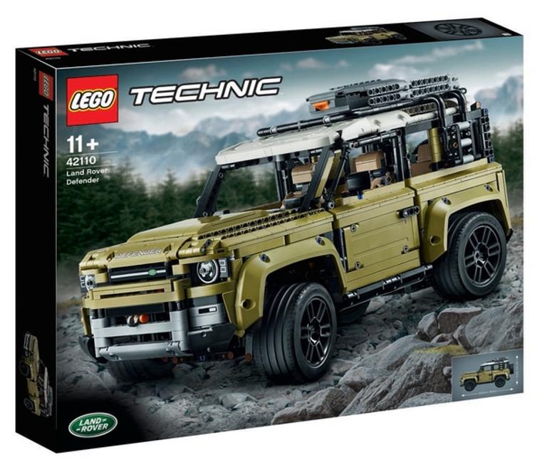 lego-technic-land-rover-defender-42110-box-2019 zusammengebaut.com