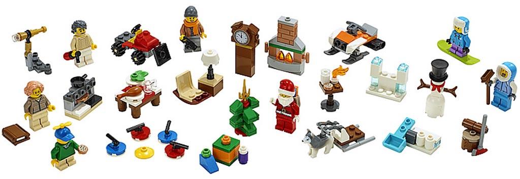 lego-city-adventskalender-60235-2019-inhalt zusammengebaut.com
