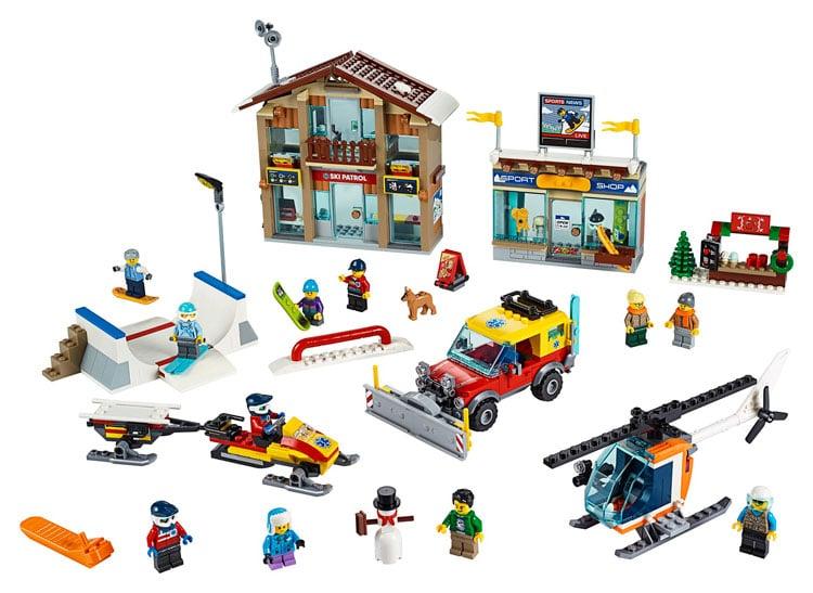 lego-city-ski-resort-60203-inhalt-2019 zusammengebaut.com