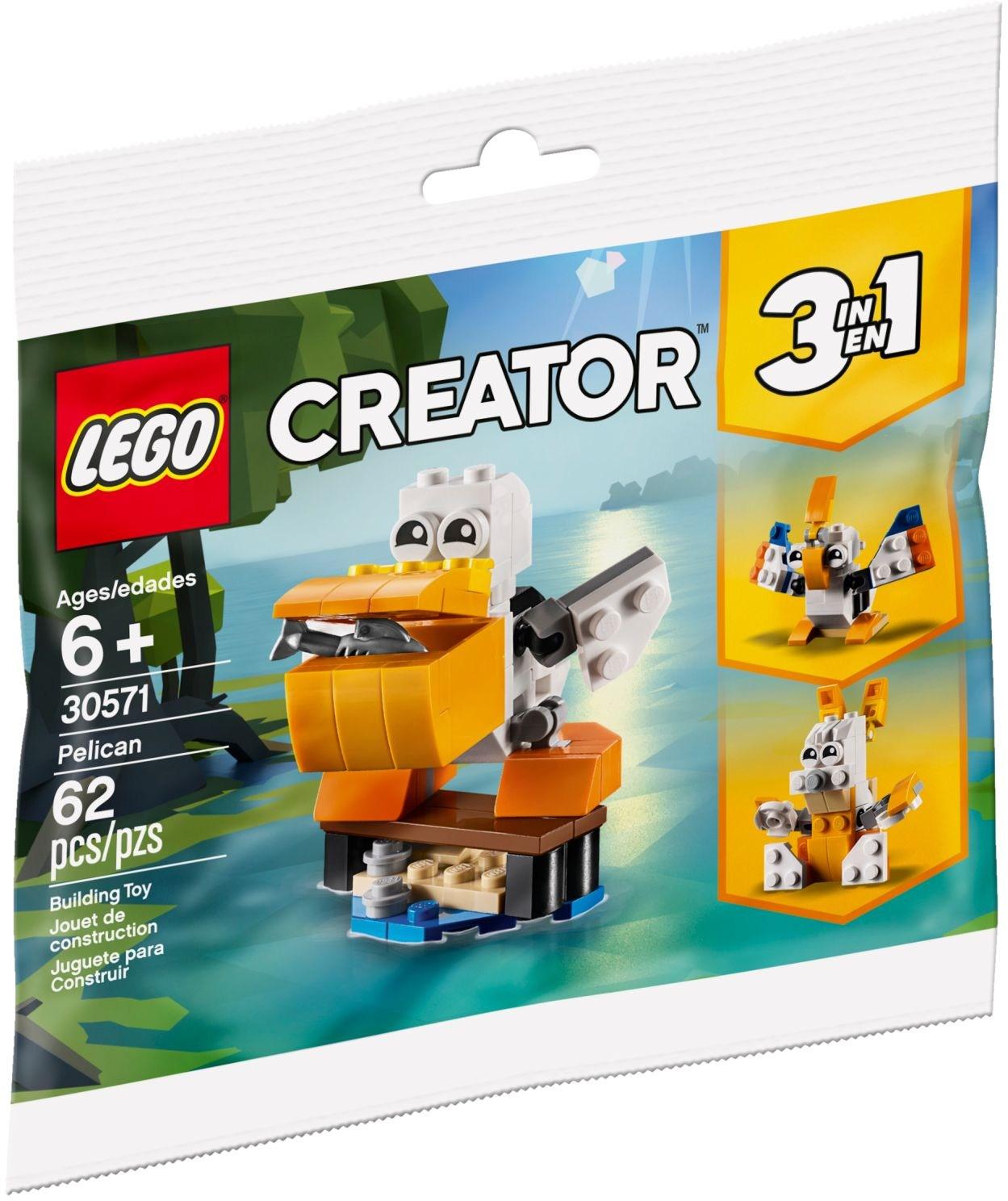 lego-creator-3-in-1-pelikan-30571-polybag-2019 zusammengebaut.com