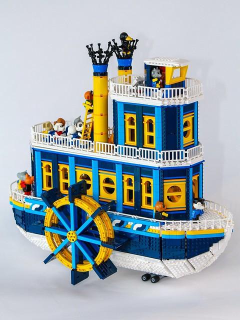 lego-fabuland-moc-billy-goats-steamboat-seite-p ete-strege zusammengebaut.com