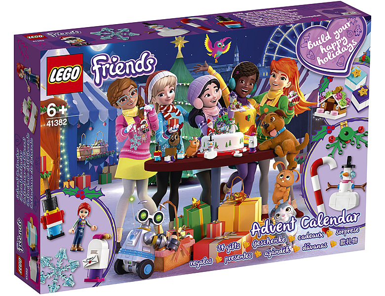 LEGO Friends Adventskalender 41382 2019: Überraschung in der