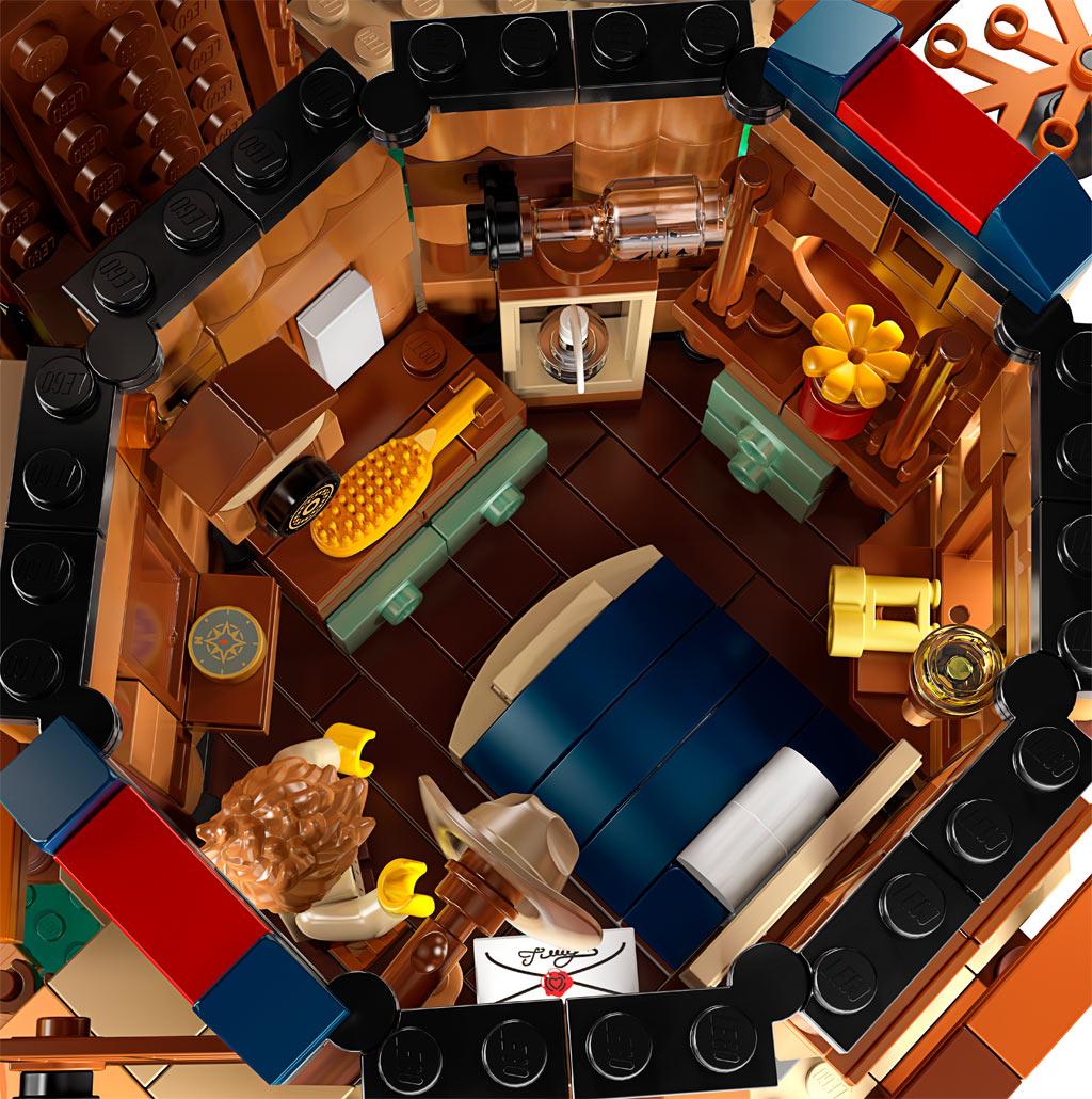 lego-ideas-baumhaus-21318-2019-schlafzimmer zusammengebaut.com
