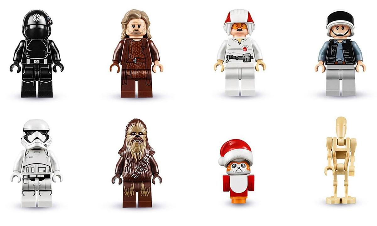 lego-starwars-adventskalender-75245-2019-inhalt-minifiguren zusammengebaut.com