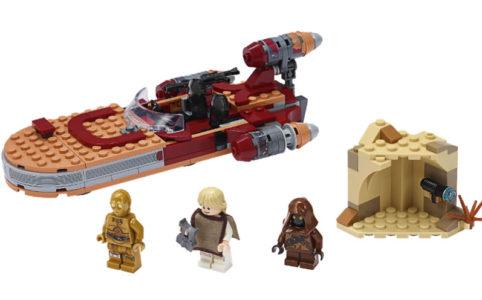 new-2020-lego-starwars-luke-landspeeder zusammengebaut.com