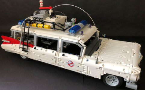 Ghostbusters Ecto1 by Darren Thew