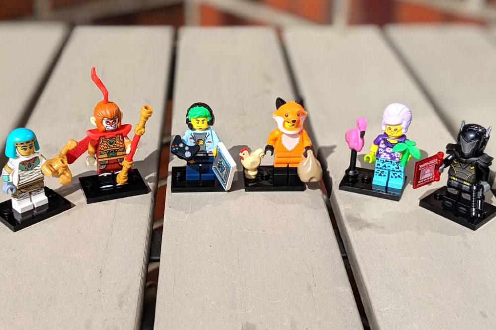 lego-71025-minifigures-series-19-2019-sechs-figuren-zusammengebaut-andres-lehmann zusammengebaut.com