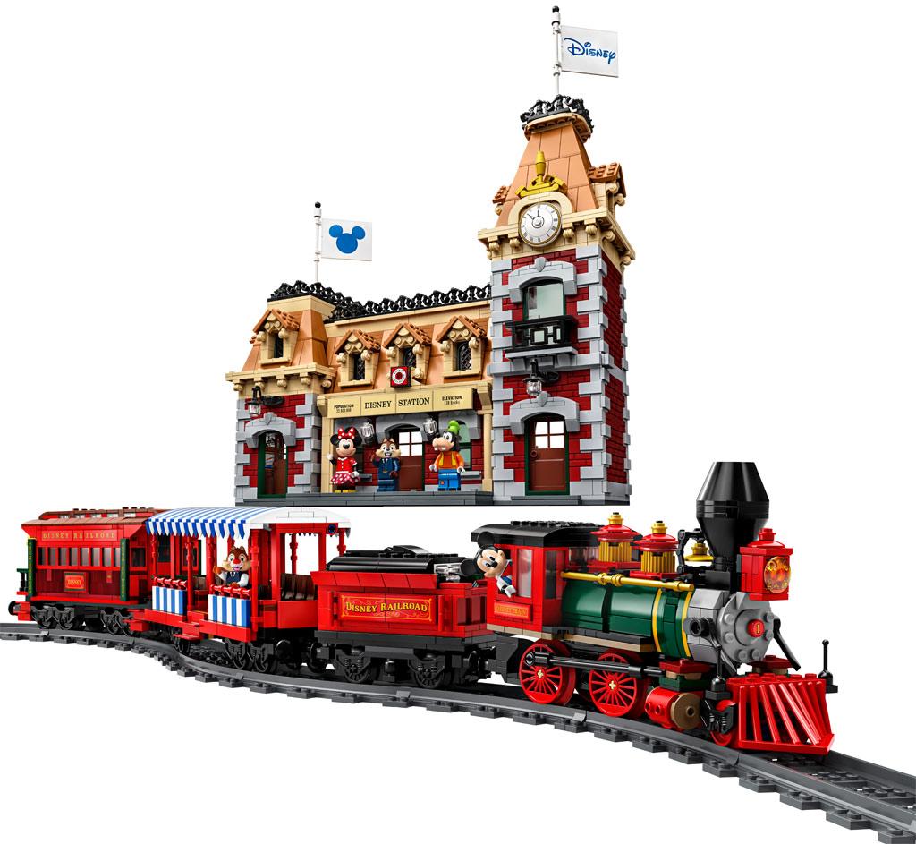 lego-disney-train-and-station-zug-und-bahnhof-71044-2019-inhalt zusammengebaut.com