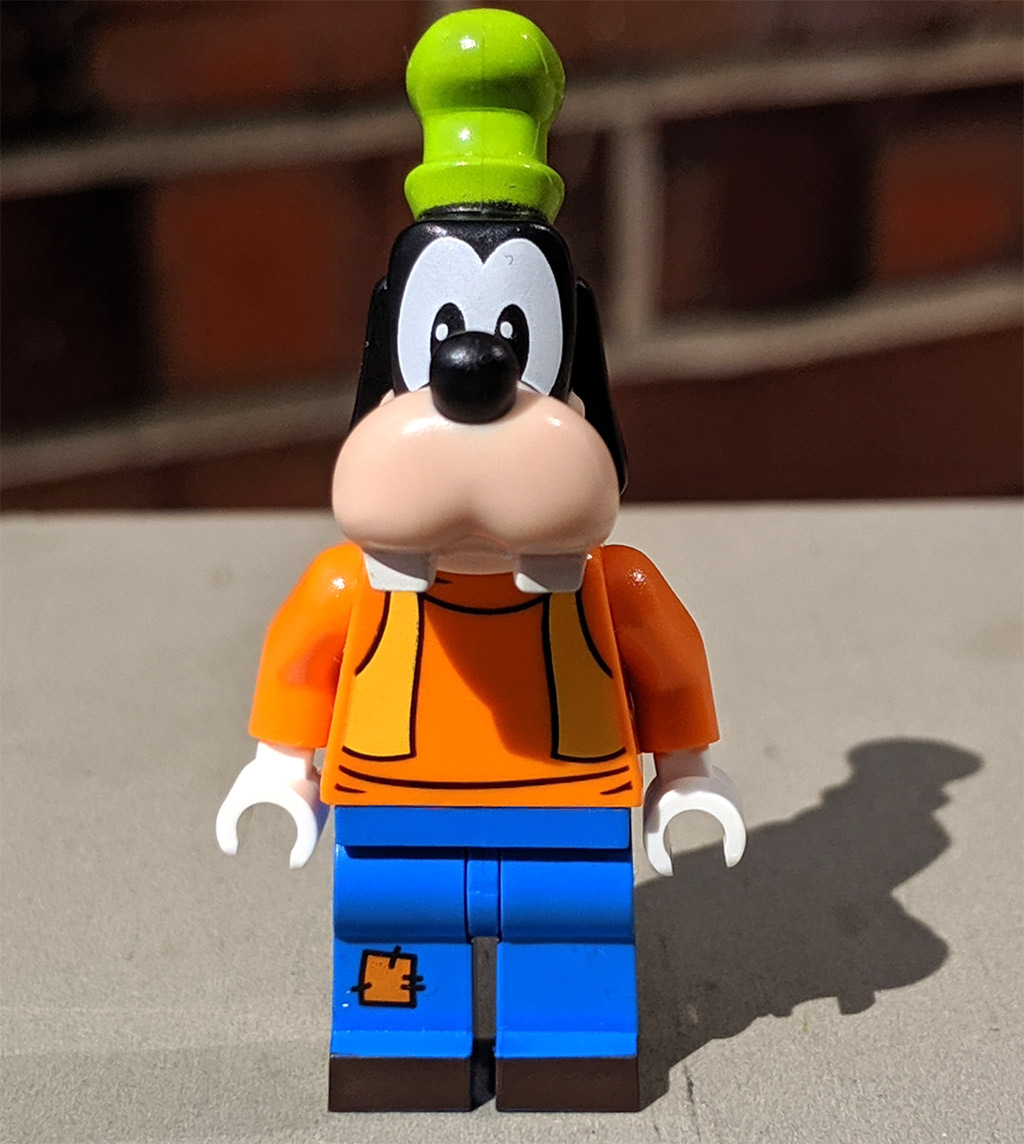 LEGO Disney Zug Und Bahnhof 71044 Im Review