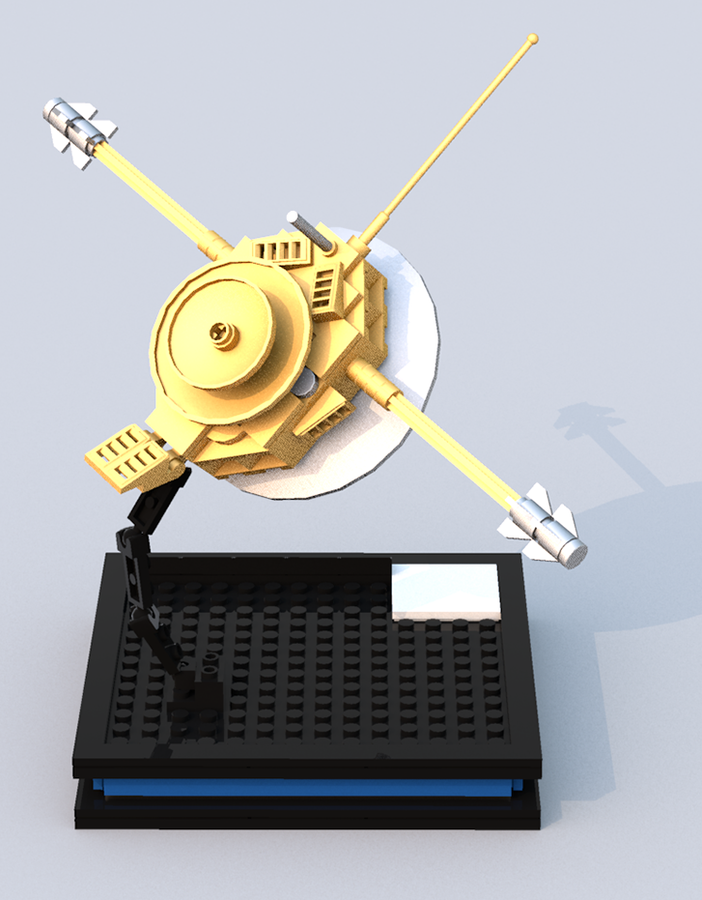 lego-ideas-nasa-spacecraft-micro-model-maker-4 zusammengebaut.com