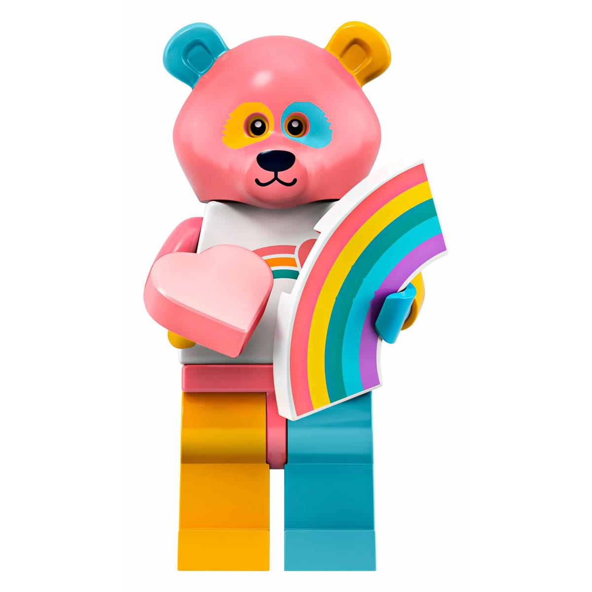 lego-minifiguren-sammelserie-collectible-minifigures-serie-19-71025-2019-14 zusammengebaut.com