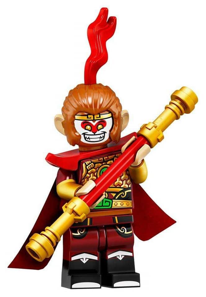 lego-minifiguren-sammelserie-collectible-minifigures-serie-19-71025-2019-15-alternative zusammengebaut.com