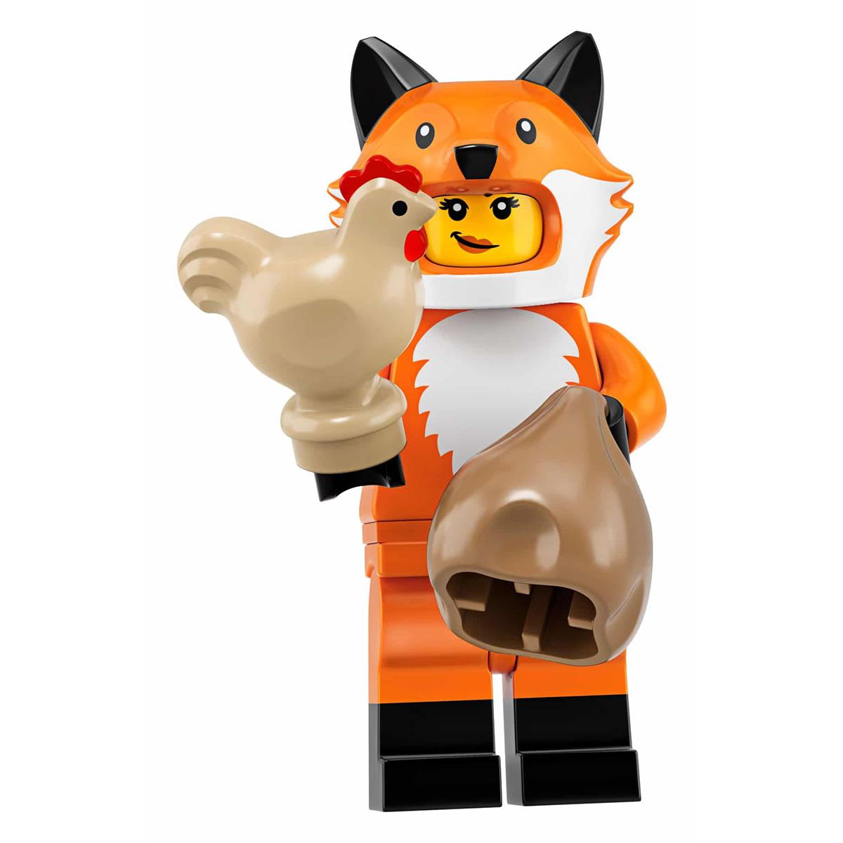 lego-minifiguren-sammelserie-collectible-minifigures-serie-19-71025-2019-2 zusammengebaut.com