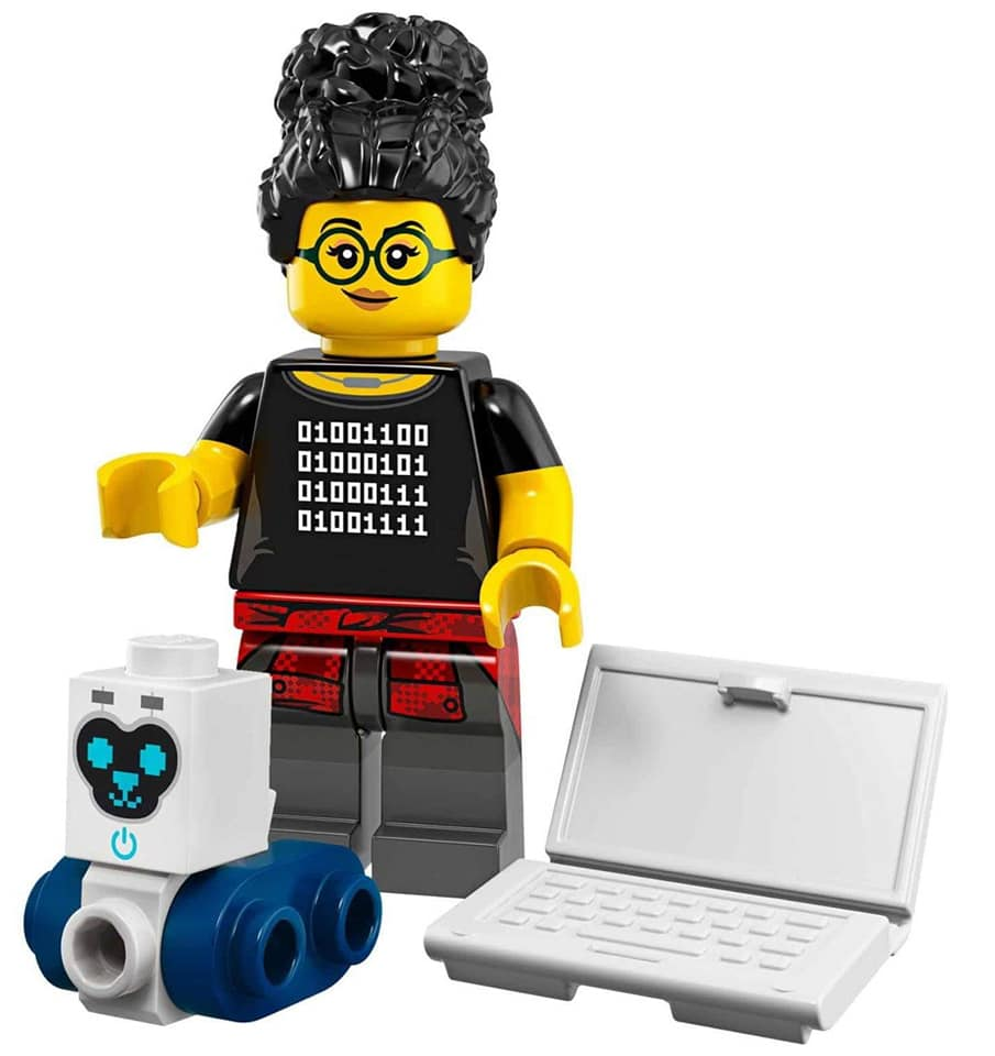 lego-minifiguren-sammelserie-collectible-minifigures-serie-19-71025-2019-4-alternative zusammengebaut.com