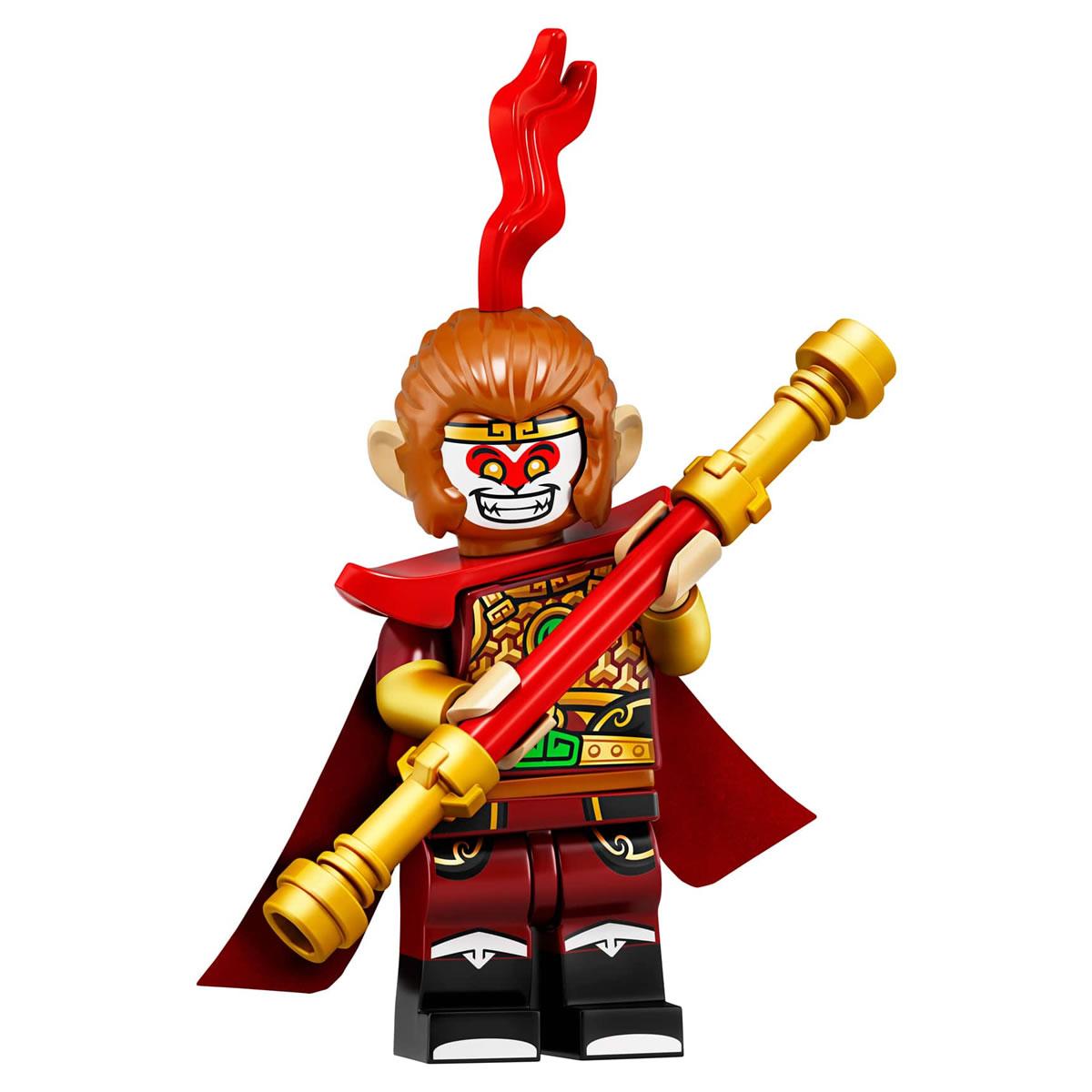 lego-minifiguren-sammelserie-collectible-minifigures-serie-19-71025-2019-4 zusammengebaut.com
