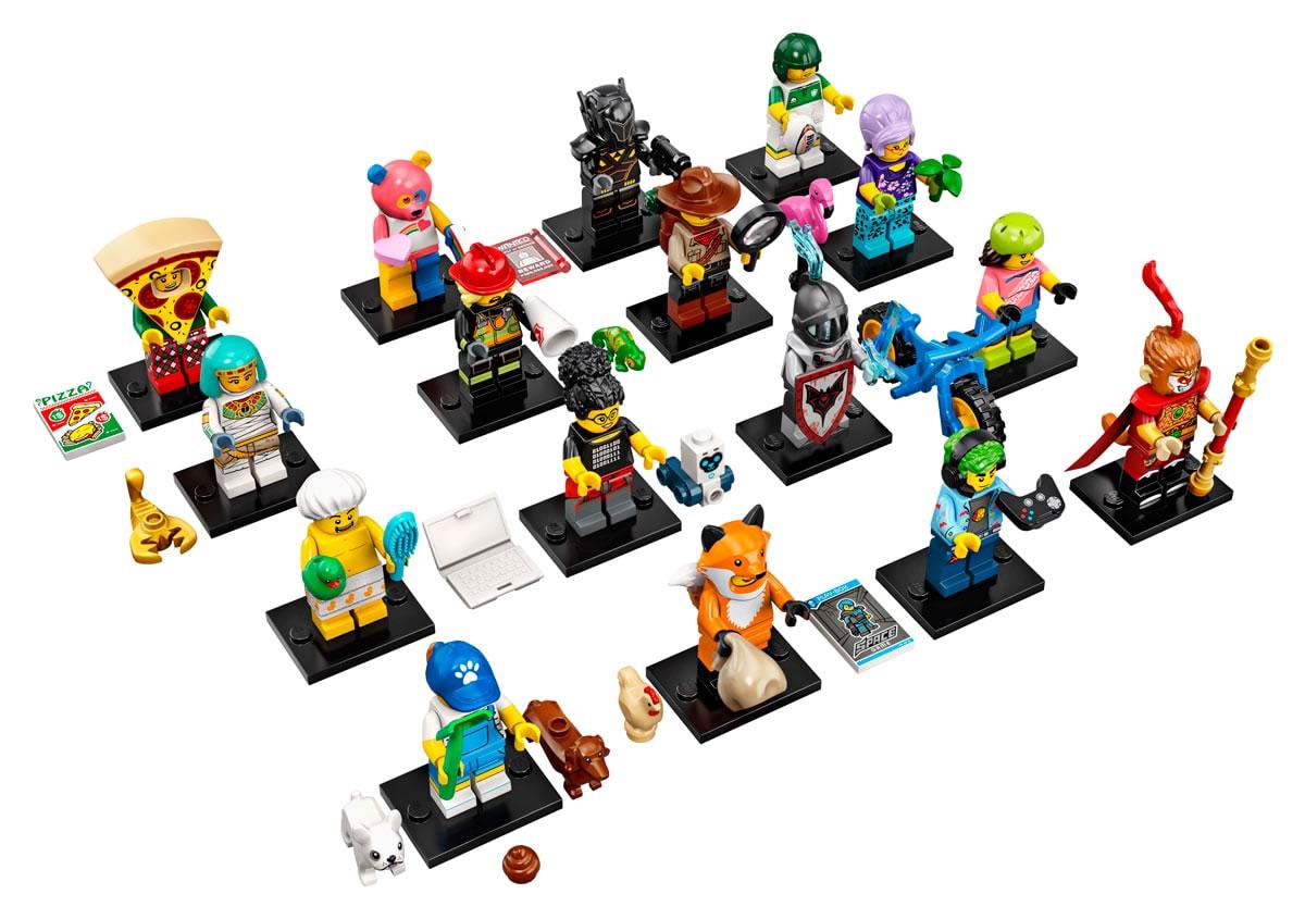 lego-minifiguren-sammelserie-collectible-minifigures-serie-19-71025-uebersicht-2019 zusammengebaut.com