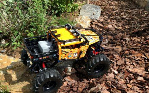 LEGO Technic | zusammengebaut