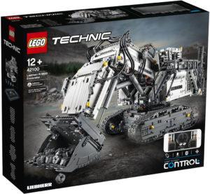 lego-technic-liebherr-r-9800-42100-2019-box-front zusammengebaut.com