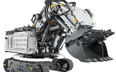 lego-technic-liebherr-r-9800-42100-2019-front zusammengebaut.com