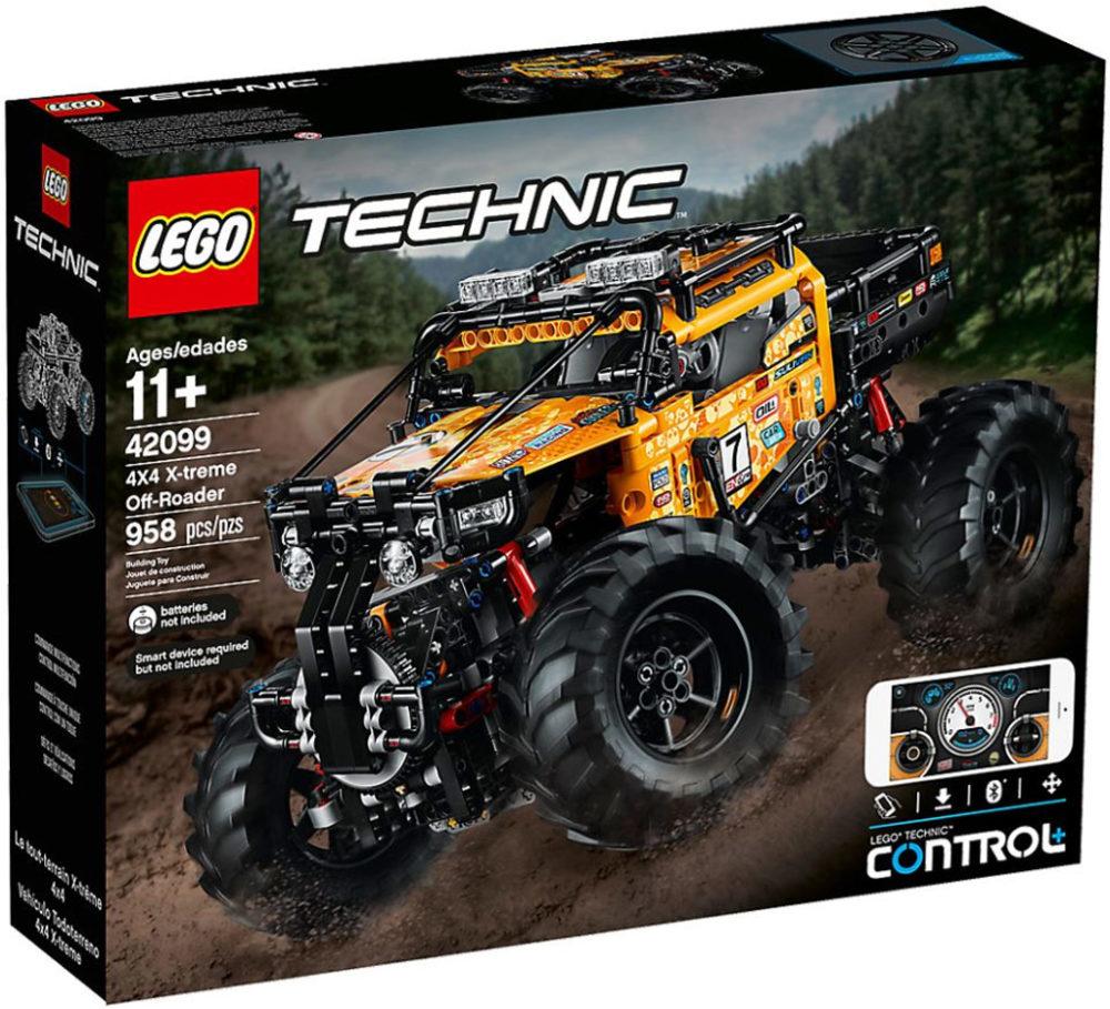 lego-telchnic-allrad-xtreme-gelaendewagen-42099-box-2019 zusammengebaut.com