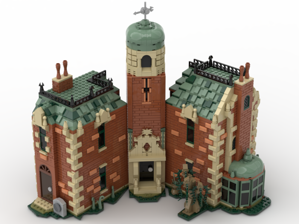 the-haunted-mansion-50th-anniversary-front-goodolprice zusammengebaut.com