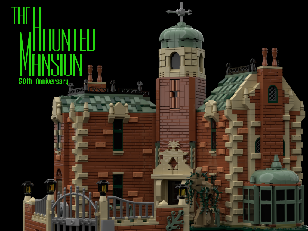 the-haunted-mansion-50th-anniversary-goodolprice zusammengebaut.com