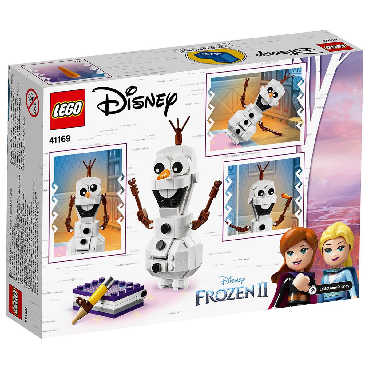 41169-lego-disney-frozen-2-2019-olaf-back zusammengebaut.com