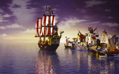 LEGO Pirates Brick Fanatics Magazine 4