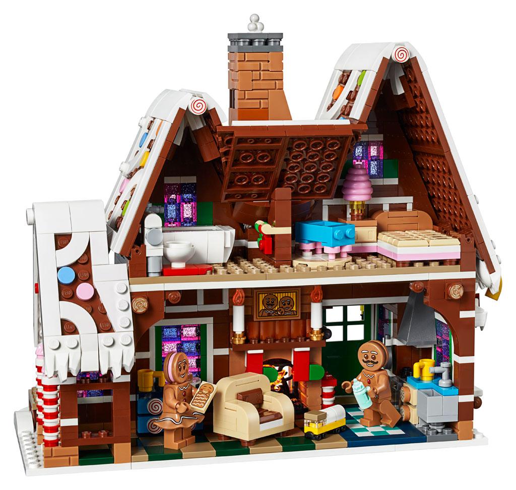 lego-creator-expert-10267-lebkuchenhaus-gingerbread-house-2019-haus-rueckseite zusammengebaut.com