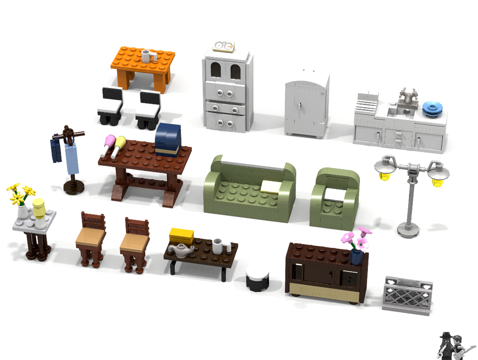 lego-ideas-queen-i-want-to-break-free-ausstattung-han-sbricksteen zusammengebaut.com
